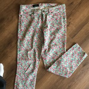Super cute toothpick pants by J Crew